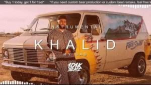 Instrumental: Khalid - My Bad